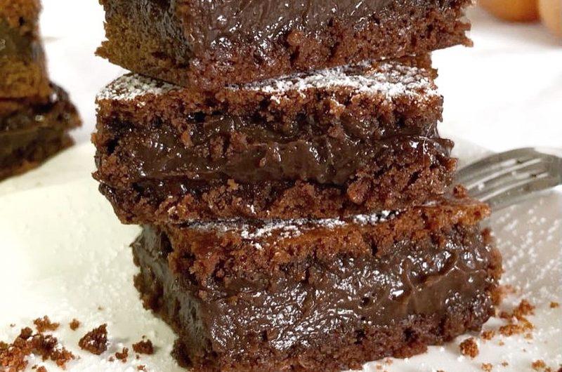 Crostata al doppio cioccolato e Nutella